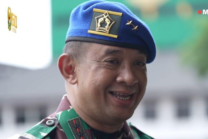 Danpuspomad Mayjen TNI Chandra siap bantu Kasad tegakkan disiplin
