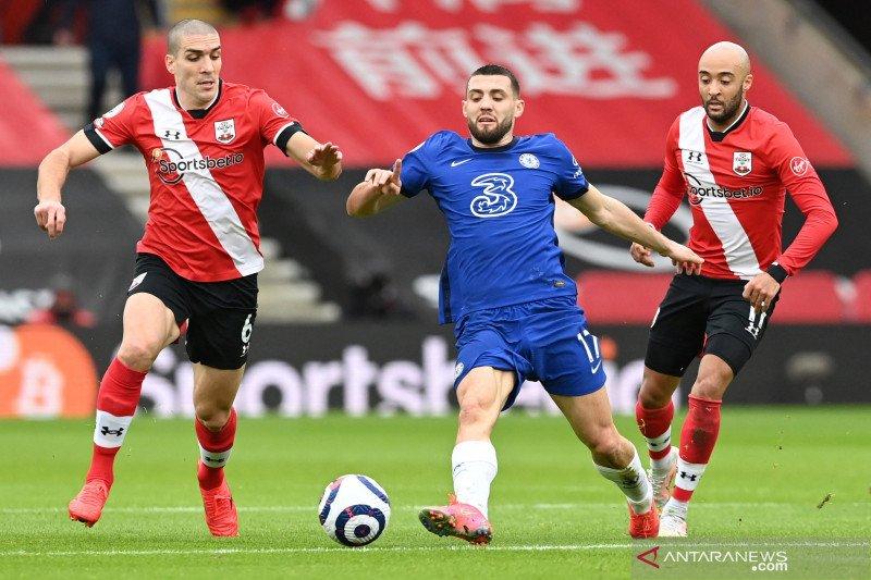 Chelsea hadapi Fulham tanpa Mateo Kovacic dan Antonio Ruediger