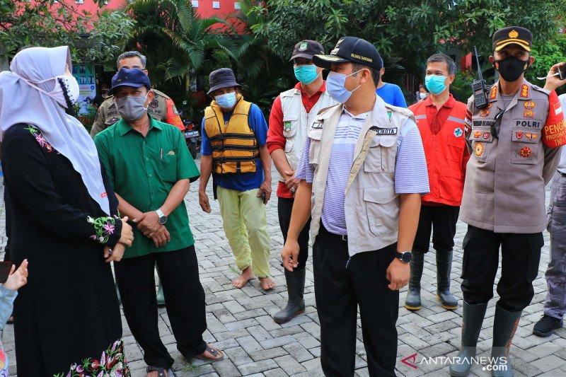 Kominfo: 6.880 warga Kota Tangerang terdampak banjir
