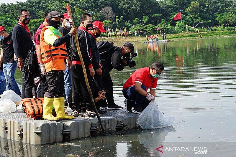 Hasto: PDIP segera luncurkan satgas lingkungan jaga sungai