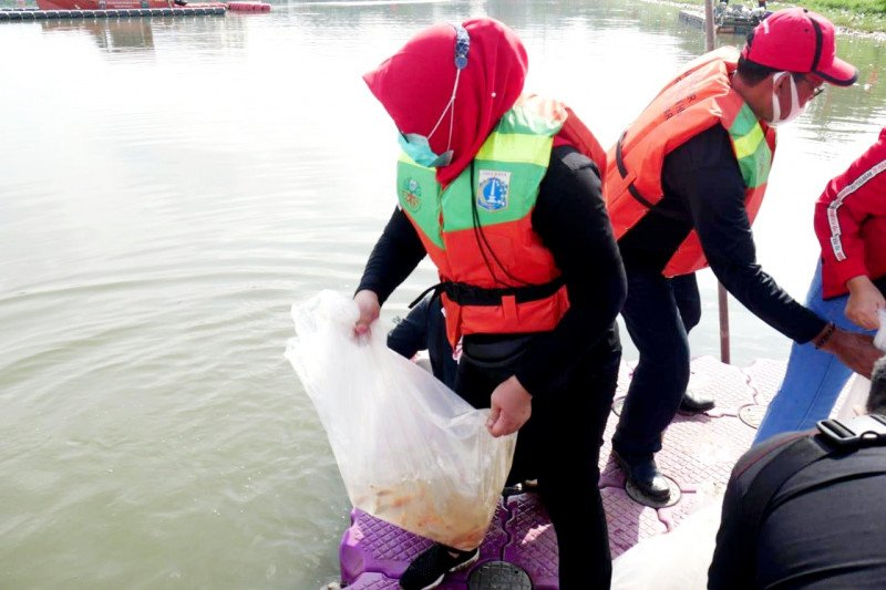 Wasekjen PDIP soroti fungsi waduk di Jakarta belum maksimal