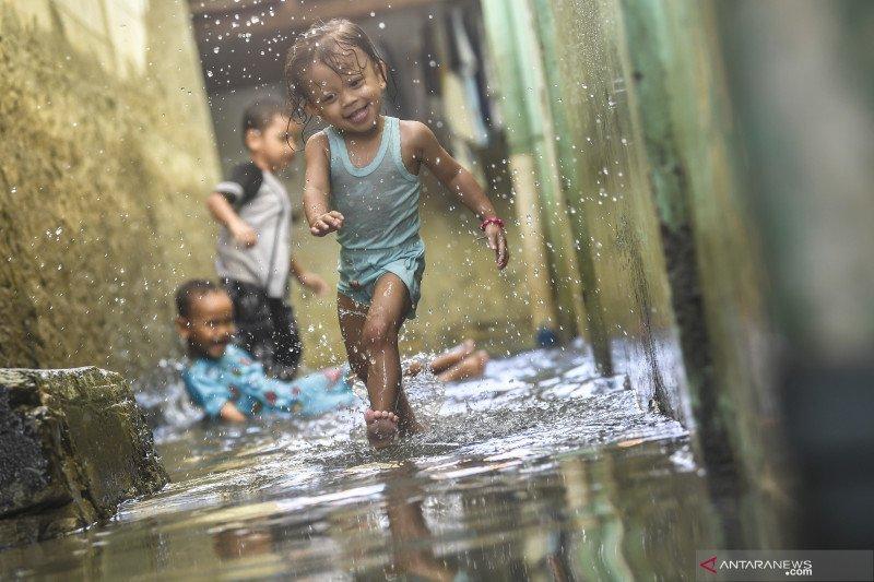 Wagub DKI: Program penanggulangan banjir di Jakarta tetap berjalan