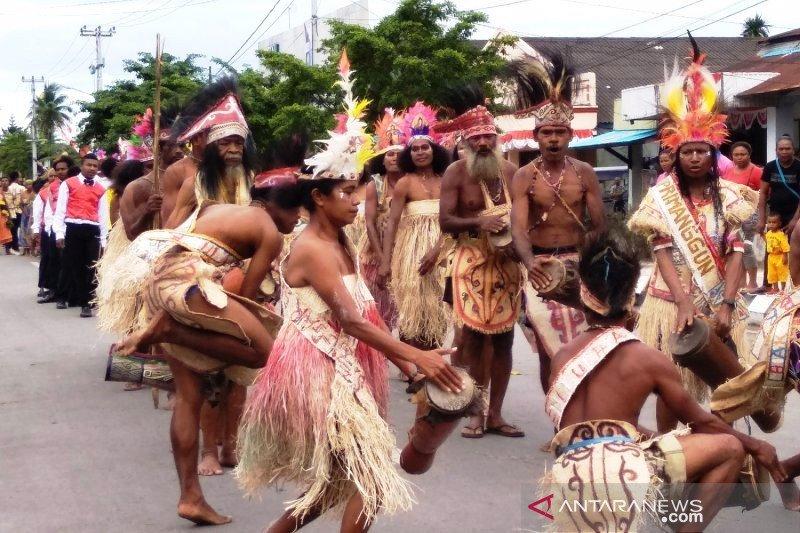 Sepekan, alat musik Tifa Papua hingga pembelajaran tatap muka