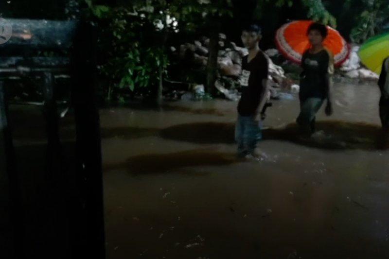 22 lokasi di wilayah Tangsel terendam banjir
