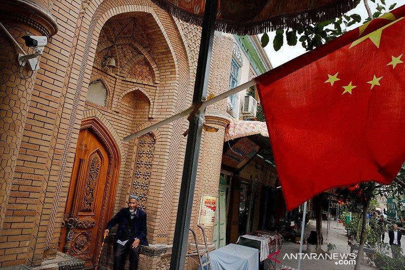 Inggris akan minta China beri PBB akses masuk ke Xinjiang