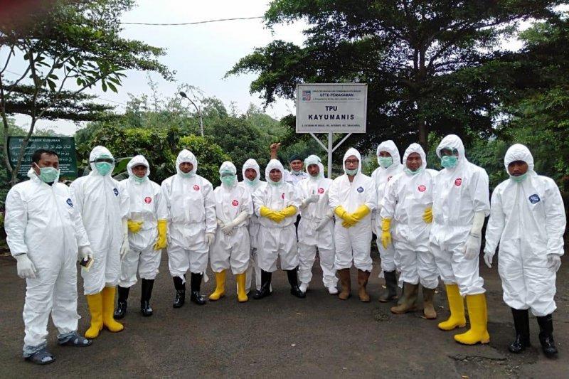 16 pasien COVID-19 di Bogor meninggal dunia dalam sepekan