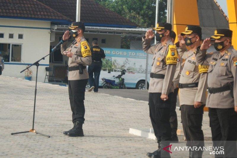 Polres Pangkalpinang siapkan tes urine cegah personel konsumsi narkoba