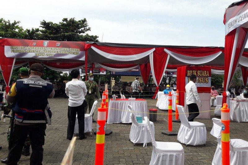 Polda Lampung siap amankan 48 pilkades serentak di Kabupaten Pringsewu