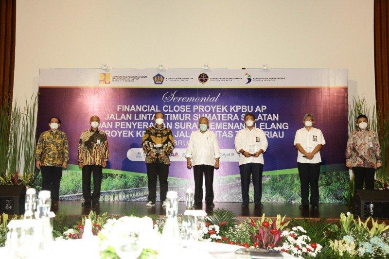 PII: Kualitas penyiapan Proyek KPBU Jalintim Sumsel yakinkan perbankan