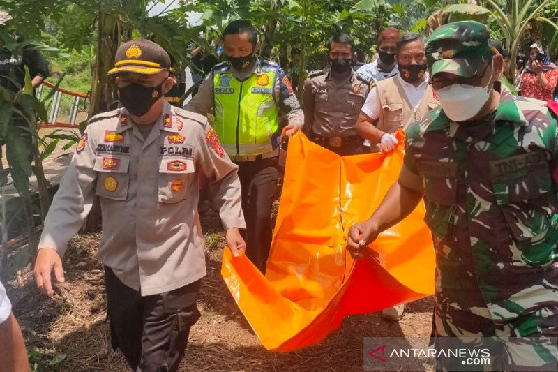 Polisi selidiki temuan jasad bayi di Sungai Cimanuk Garut