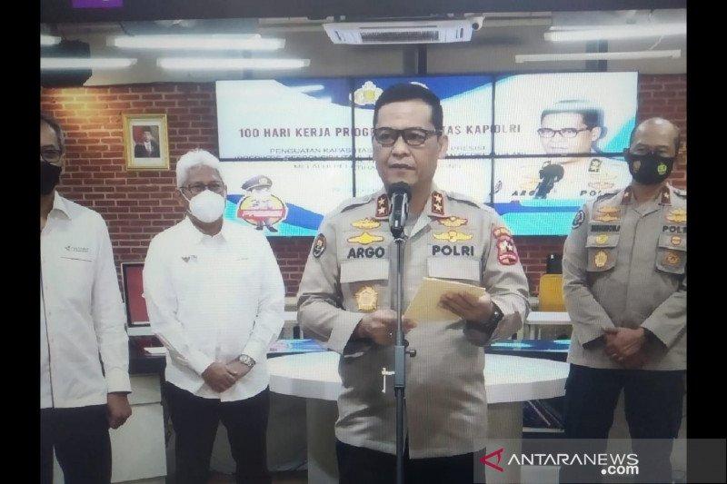 "Gandeng LKBN ANTARA, Divhumas gelar pelatihan ""public speaking"" Polri"
