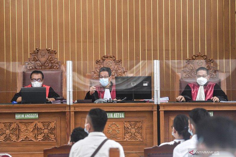 Sidang pemeriksaan saksi kasus kebakaran gedung Kejaksaan Agung