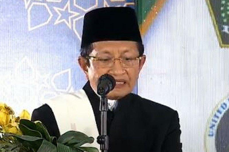 Imam Besar Masjid Istiqlal ajak masyarakat sukseskan perpanjangan PPKM