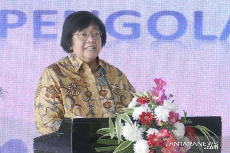 Menteri LHK: Perlu perubahan paradigma pengelolaan sampah di Indonesia