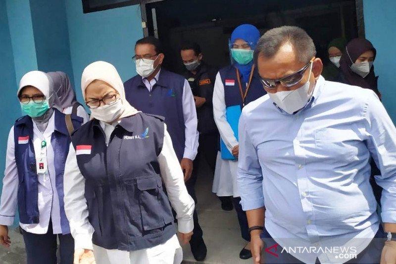 BPOM RI pastikan teknis distribusi vaksin di Jatim sesuai standar