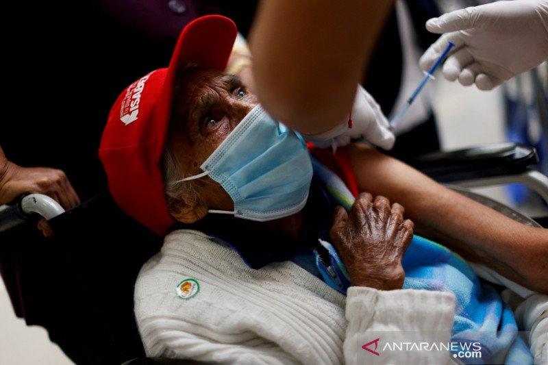 Meksiko beralih ke China setelah Biden kesampingkan pembagian vaksin
