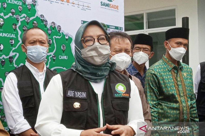 Bupati Bogor ajak masyarakat sukseskan pendataan keluarga