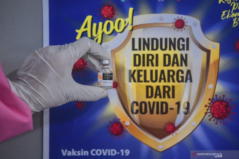 Pemerintah upayakan 20 juta vaksin COVID-19 Mandiri