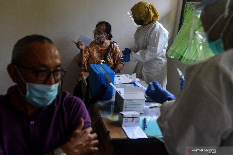 Riza Patria: Sudah 174.918 dosis vaksin COVID-19 diberikan di DKI