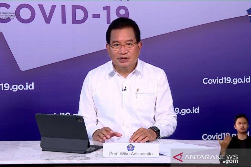 Satgas COVID-19: Ada tren kenaikan kesembuhan di daerah PPKM