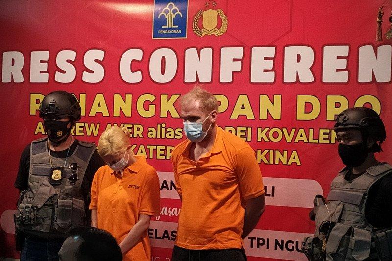 Imigrasi Bali: Andrew buronan Interpol diduga gunakan paspor palsu