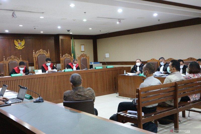 Saksi ungkap perkenalan Edhy Prabowo dengan penyuap