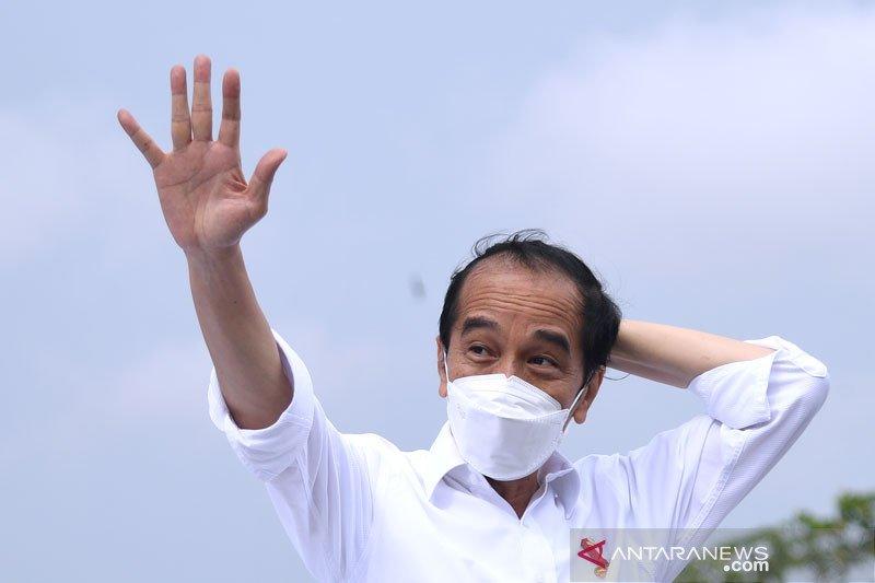 Presiden Jokowi ingin utilitasi palapa ring ditingkatkan