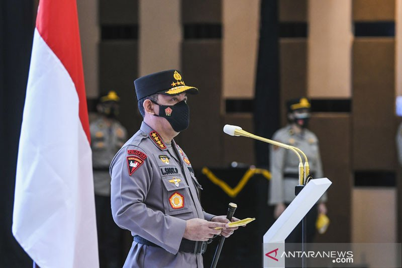 Kapolri terbitkan telegram soal penembakan oleh oknum polisi