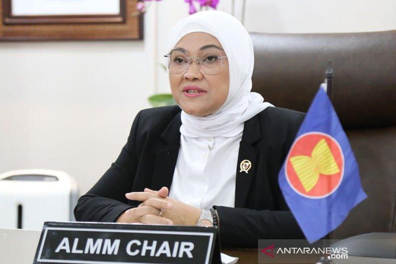 Menaker dorong kolaborasi ASEAN OSHNET atasi dampak pandemi