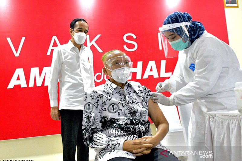 Indonesia bakal dapat tambahan 10 juta dosis Sinovac pada April