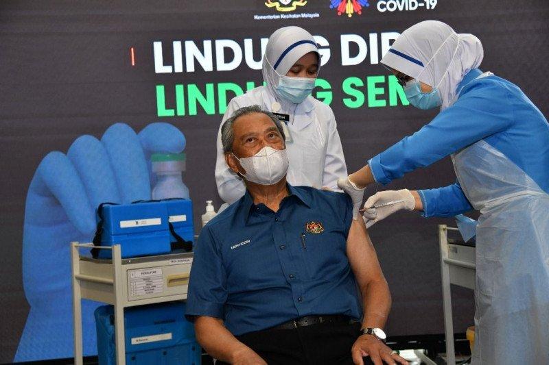 Vaksin Sinovac dijadwalkan tiba di KLIA Sabtu