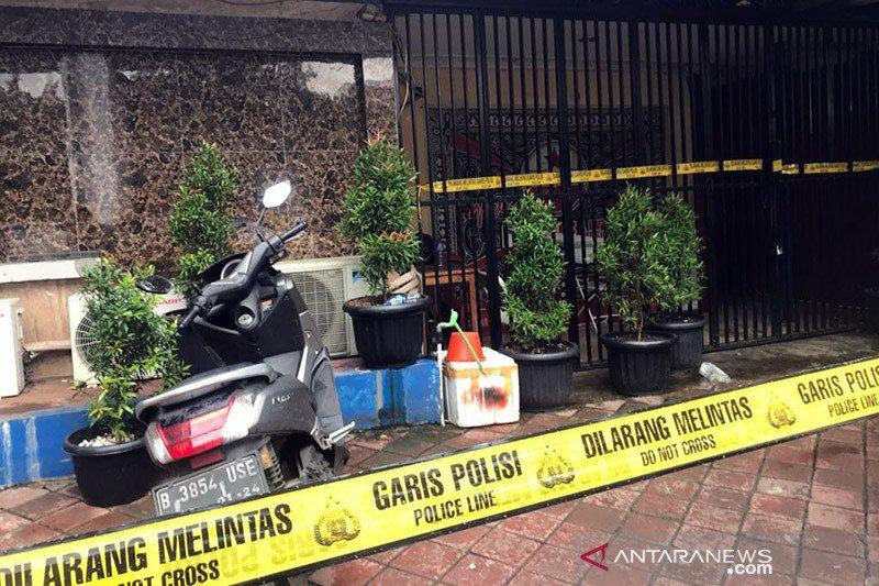 Penembakan Cengkareng, Kafe RM dijaga ketat aparat