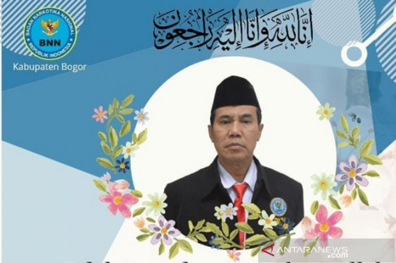 Kepala BNNK Bogor tutup usia setelah terpapar COVID-19