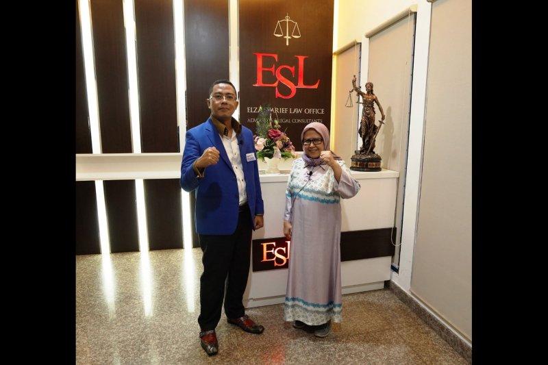 Pengacara Elza Syarief berharap DPN Indonesia lahirkan advokat andal