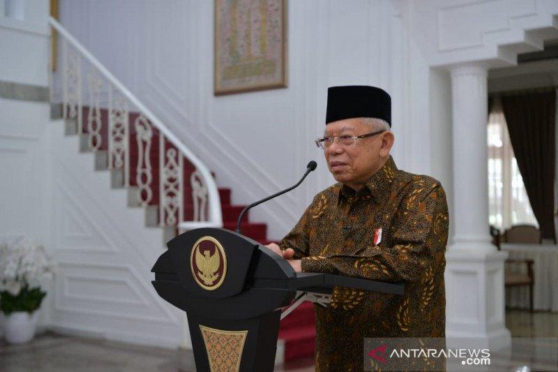 Wapres buka Rakernas Bank Syariah Indonesia, ini pesannya