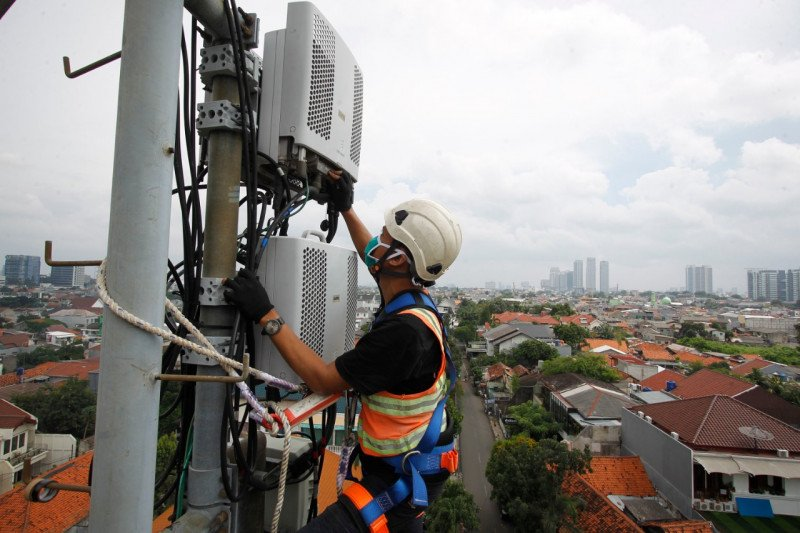 XL Axiata pastikan jaringan terdampak bencana telah normal kembali