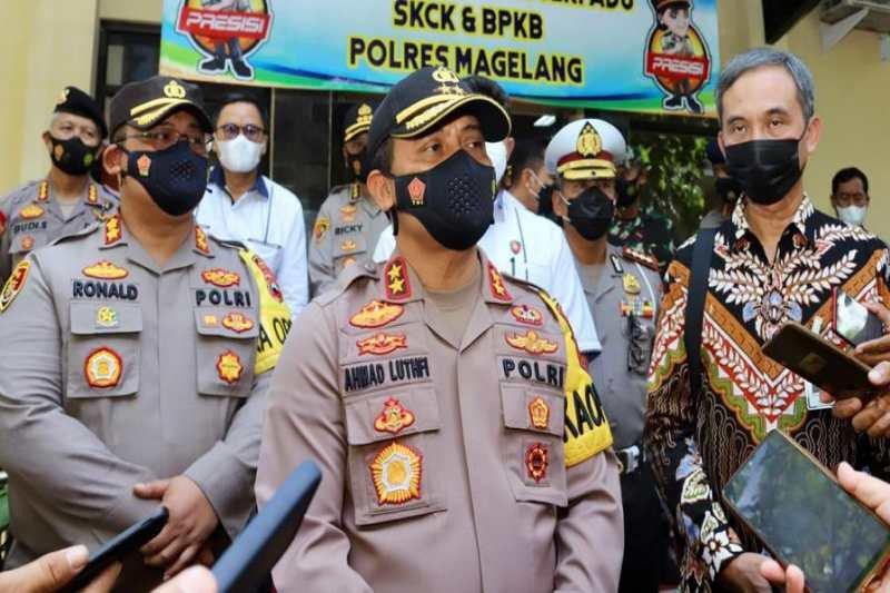 Kepala Polda Jateng: Masyarakat abaikan prokes di tempat istirahat