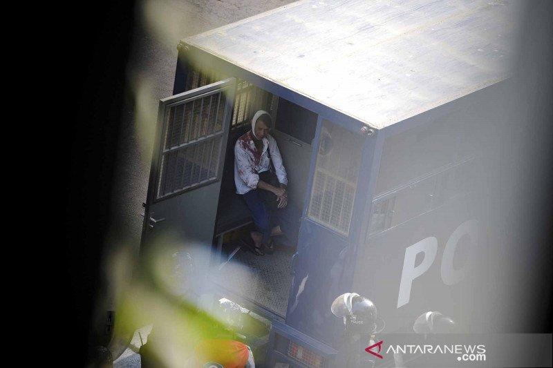 Ratusan lagi tahanan di Myanmar dibebaskan