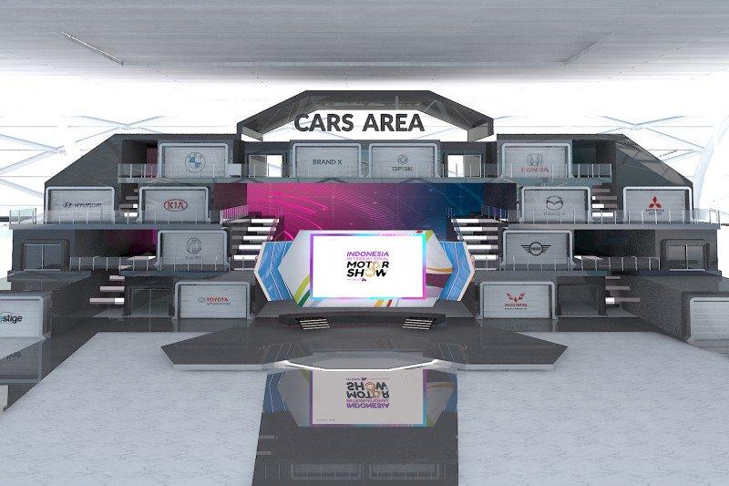 Fitur VR 360 suguhkan pengalaman baru pengunjung IIMS Virtual 2021