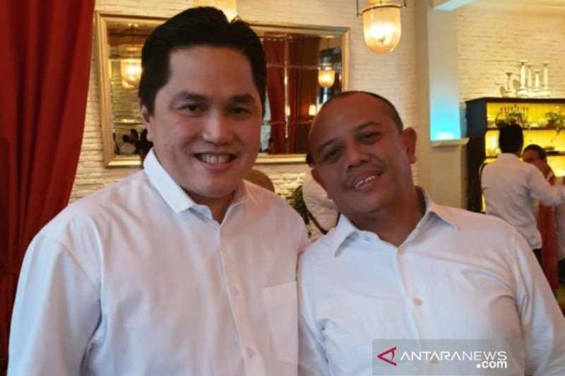 Seknas Jokowi nilai Menteri Erick pemimpin publik yang inovatif