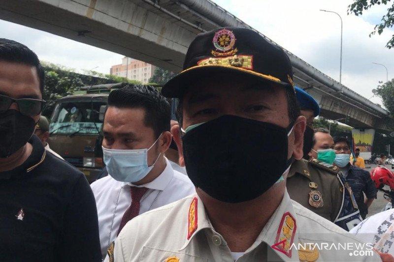 Kasatpol PP Jakbar bantah loloskan pengawasan terhadap Kafe RM