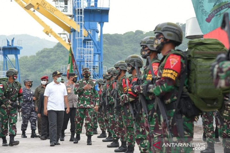 400 prajurit TNI amankan perbatasan RI-Timor Leste
