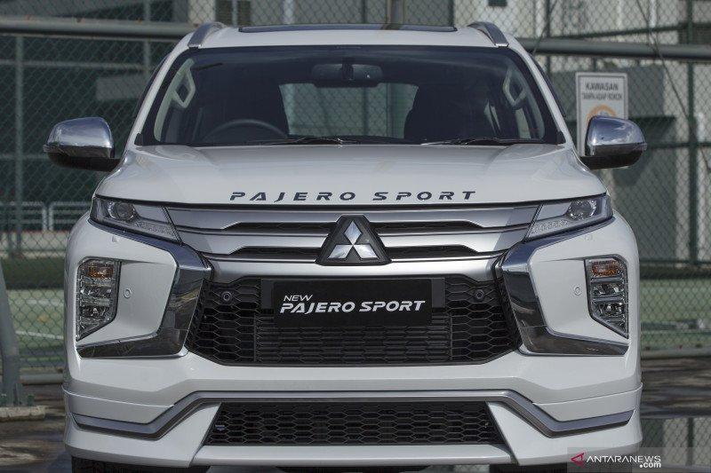 Penjualan Pajero Sport Indonesia paling laris di dunia
