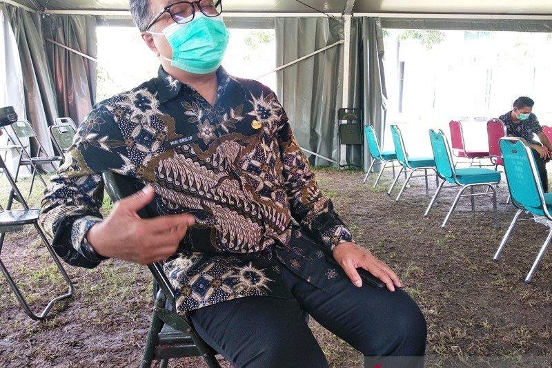 Pemprov Sulbar segera bangun rumah sakit khusus COVID-19
