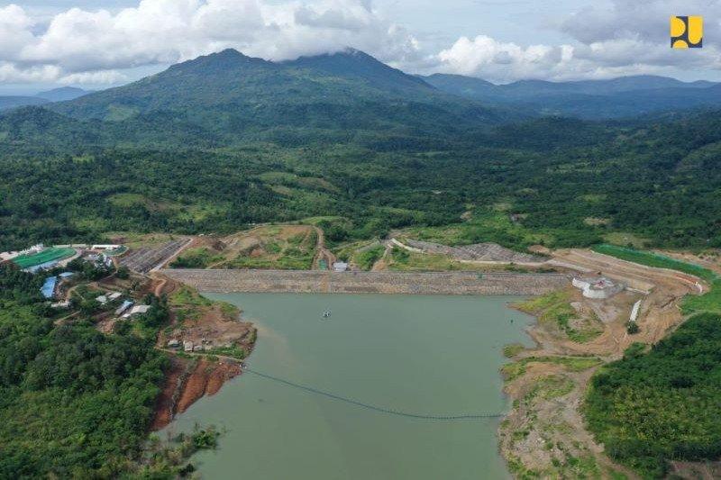 Upaya Kementerian PUPR membangun infrastruktur penjaga ketahanan air