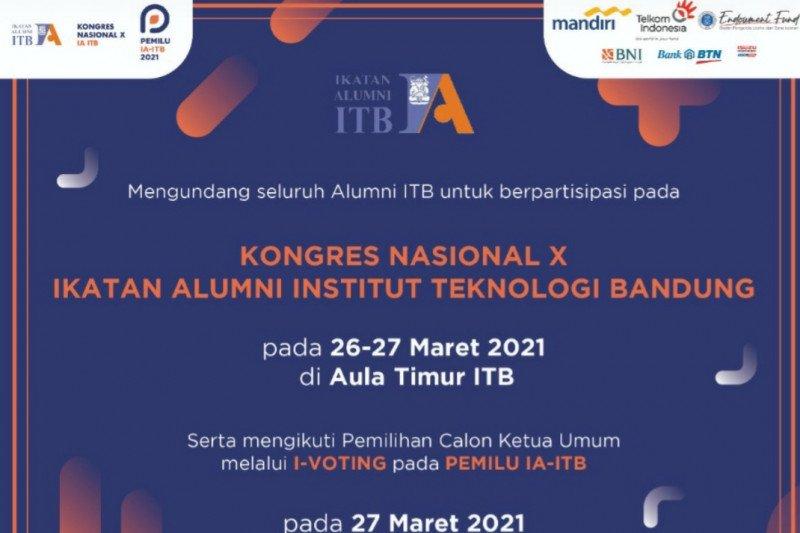 Kongres IA-ITB 2021 akan dilakukan secara daring