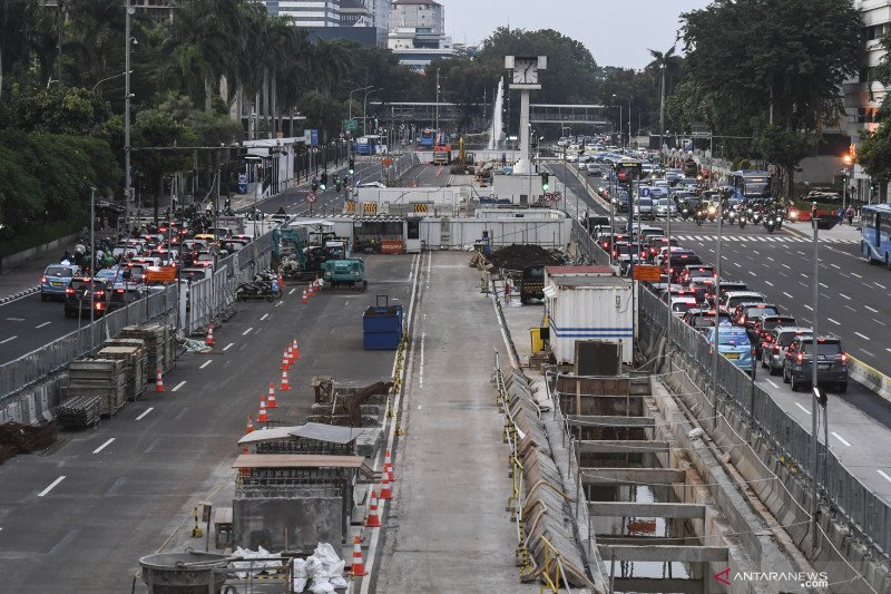 DKI tetapkan jalur MRT koridor Kota-Ancol Barat