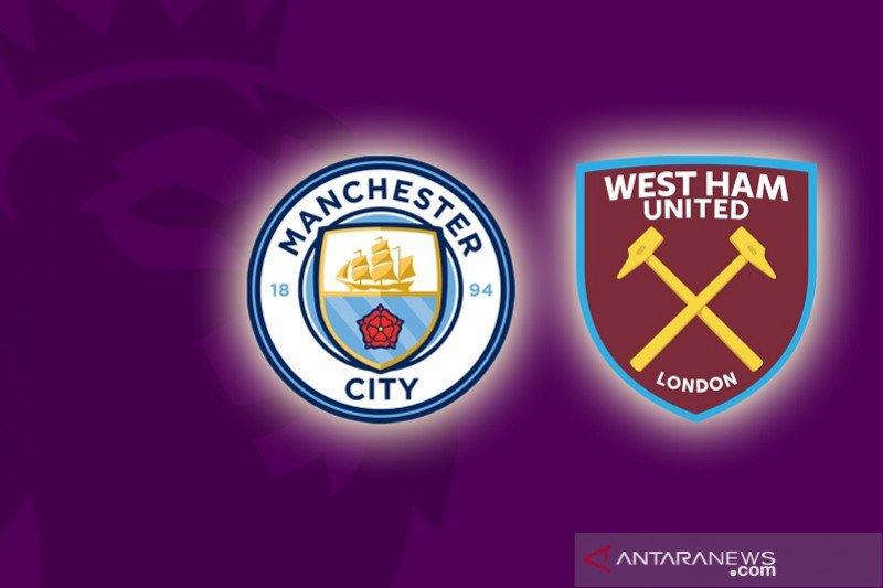 Jadwal Liga Inggris: City vs West Ham, duel dua tim naik daun
