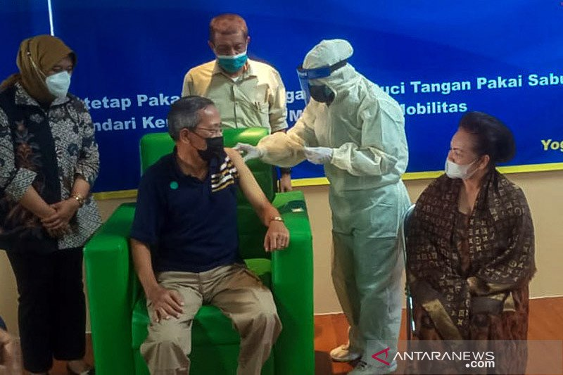 Yogyakarta akan gelar vaksinasi massal malam hari untuk lansia