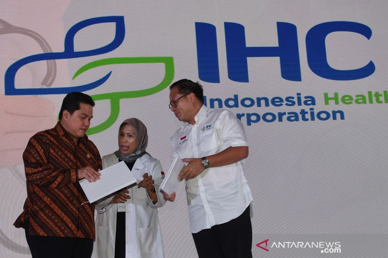 Ketua Komisi VI DPR apresiasi pembentukan holding rumah sakit BUMN